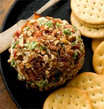 Bacon-Jalapeno Cheese Ball
