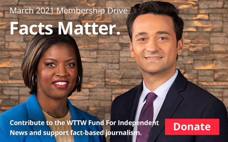 Support Independent News on WTTW!