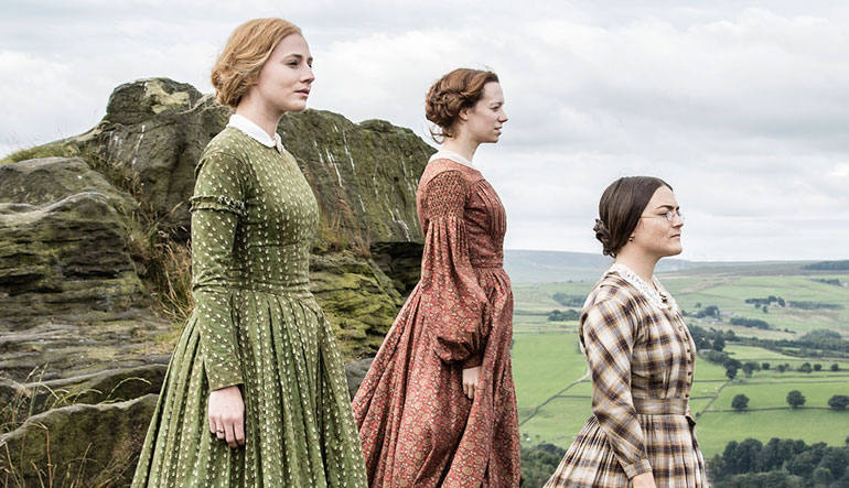 The Bronte sisters in the country