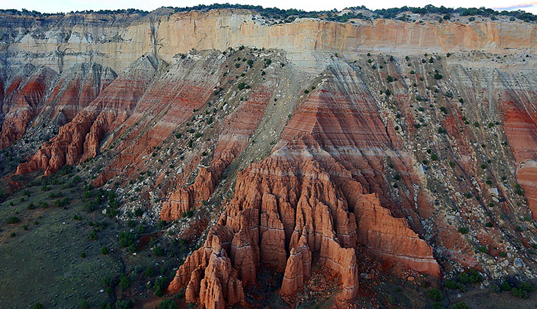 Grand Staircase, Escalante National Monument; Utah.