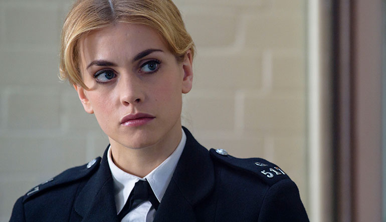 Stefanie Martini as Jane Tennison