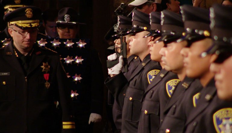 Oakland Police.