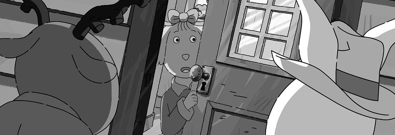 Noir Arthur.