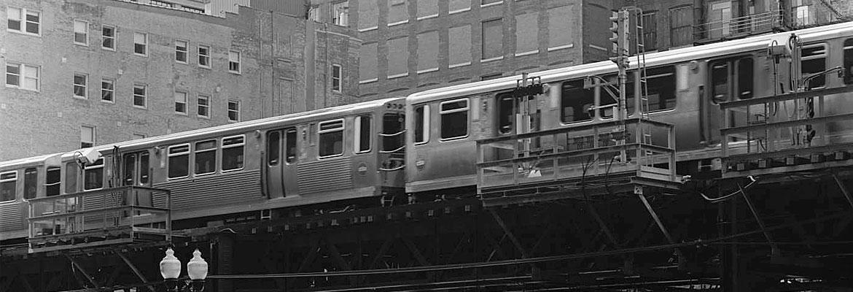 The Chicago El.