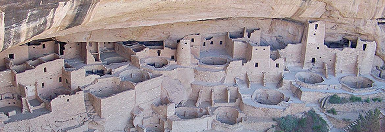 Ancient housing.