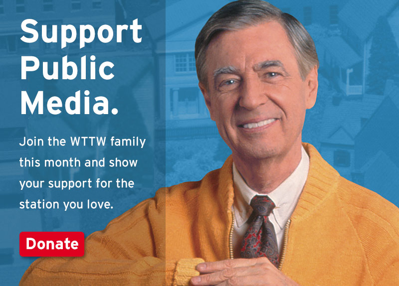 Pledge to support WTTW