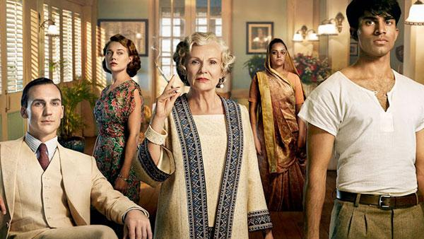 Indian Summers cast.
