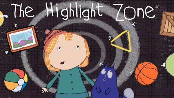 Peg + Cat The Highlight Zone