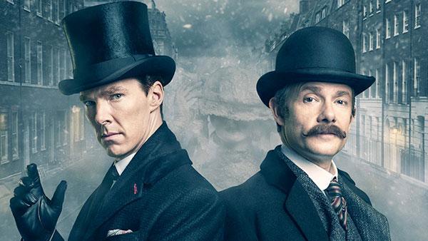 Sherlock on Masterpiece