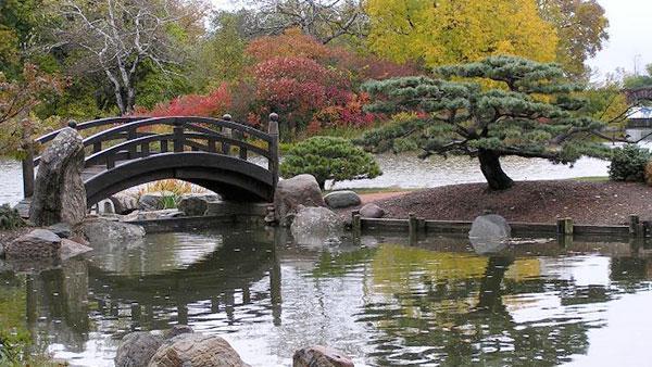 Osaka Garden Jackson Park