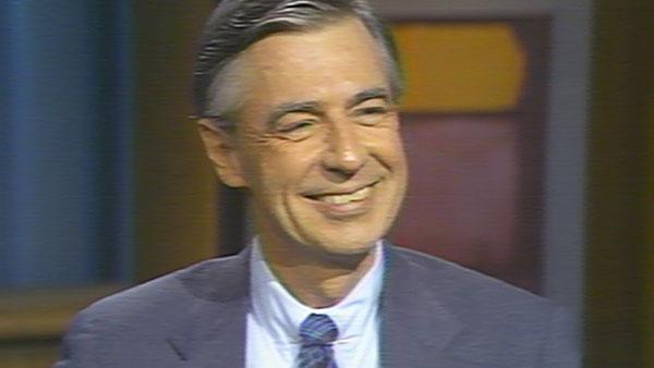 Mister Rogers in 1985.