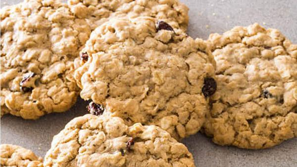 Oatmeal Cookies from America's Test Kitchen. (Carl Tremblay)