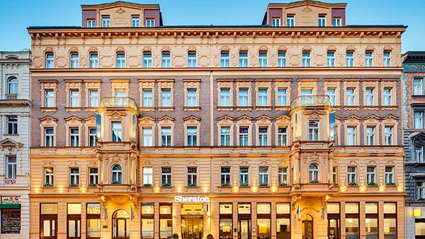 Sheraton in Prague