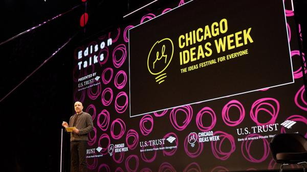 Photo: Courtesy Chicago Ideas