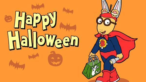 Arthur Happy Halloween