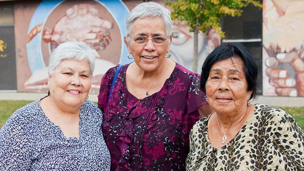 Pilsen founding mothers