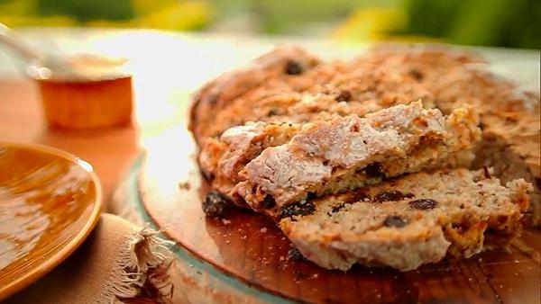 Martha Stewart's Irish soda bread