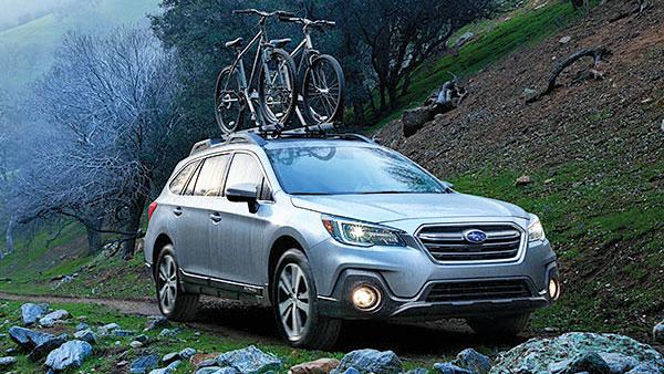 2019 Subaru Outback.