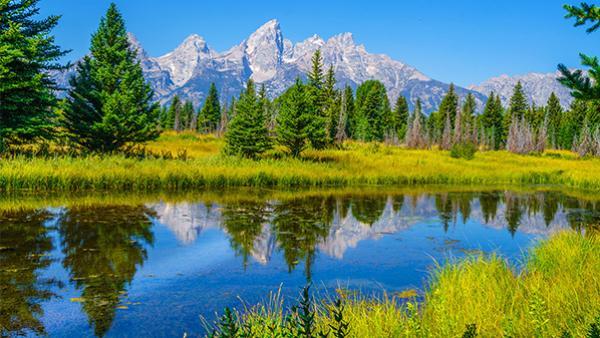 Grand Teton National Park. Photo: bondjb/shutterstock.com
