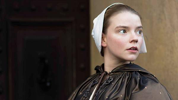 Anya Taylor-Joy as Nella in The Miniaturist. Photo: The Forge/Laurence Cendrowicz for BBC and MASTERPIECE
