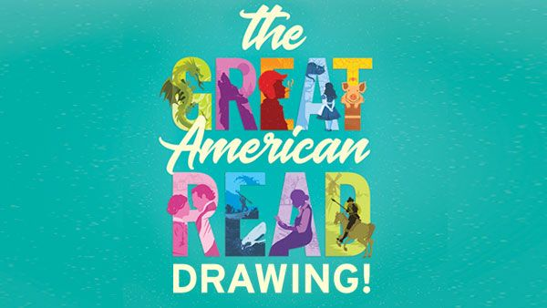 The Great American Read Drawing