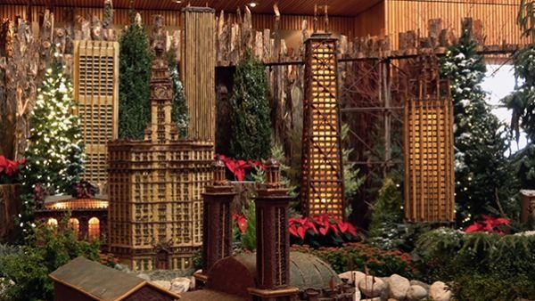 The Chicago Botanic Garden's Wonderland Express
