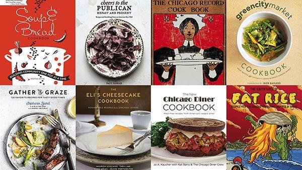 Chicago cookbooks