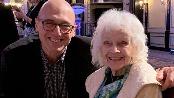 Jay Shefsky and Dorothy Olson Pauletti.