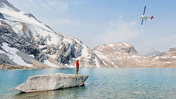 CMH Heli-Skiing & Summer Adventures Package.