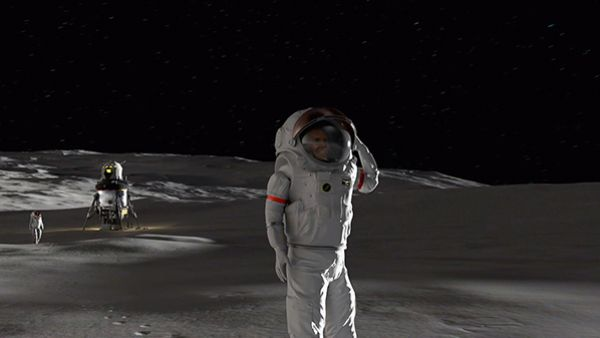 From 'NOVA: Back to the Moon.' Image: WGBH
