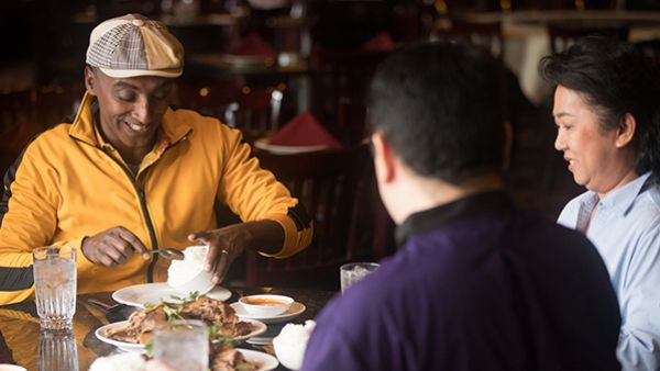 Marcus Samuelsson visits Las Vegas's Chinese community in the newest season of 'No Passport Required.'