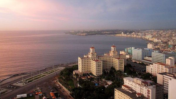 You can still explore the world from the confinement of your home with shows and websites like WTTW's 'Weekend in Havana.' Photo: Simon Phillips