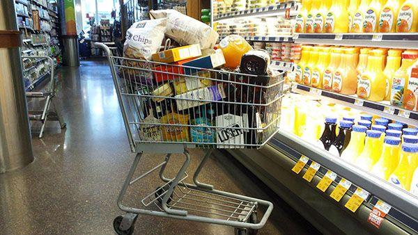 Grocery Cart (Ben Schumin / Flickr)