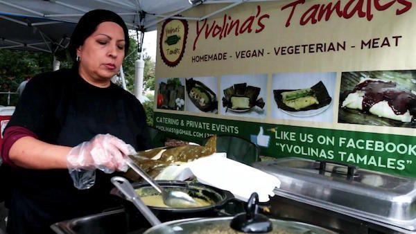 Yvolina's Tamales