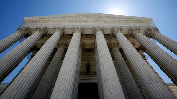 The Supreme Court building in Washington, D.C. Photo: REUTERS/Molly Riley