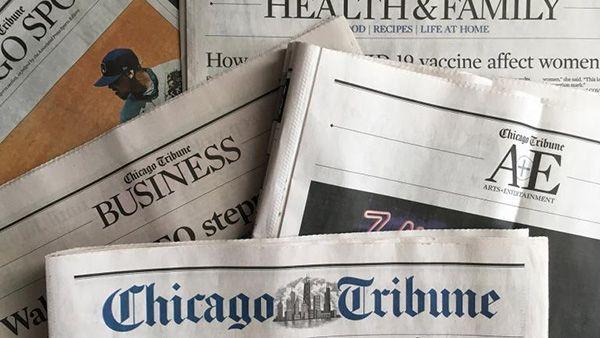 Chicago Tribune (Photo: Rebecca Palmore)