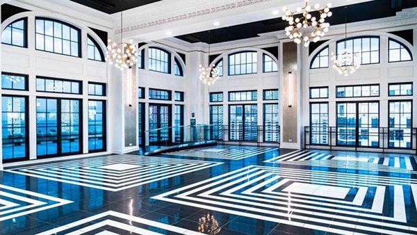 Penthouse at Hyde Park. (Chicago Architecture Center / Anna Munzesheimer)