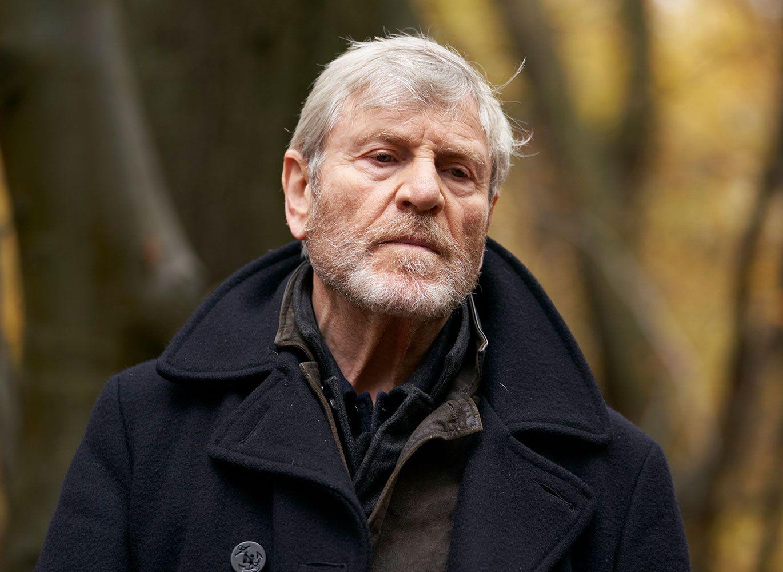 Retired detective Julien Baptiste