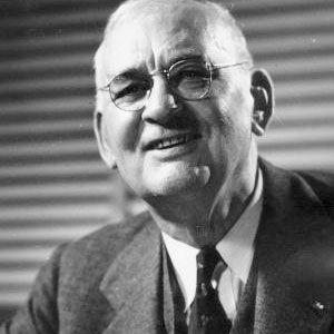 Prairie Farmer publisher Burridge Butler.