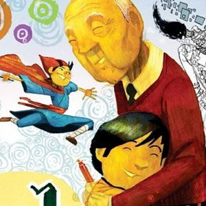 Drawn Together: Minh Lê (Author) and Can Santat (Illustrator)