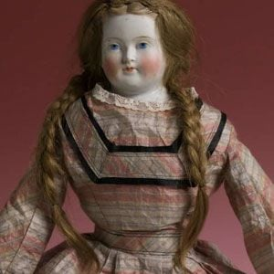 A doll named Bessie.