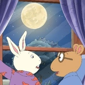 Arthur and Buster.