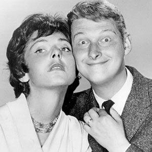 Elaine May and Mike Nichols