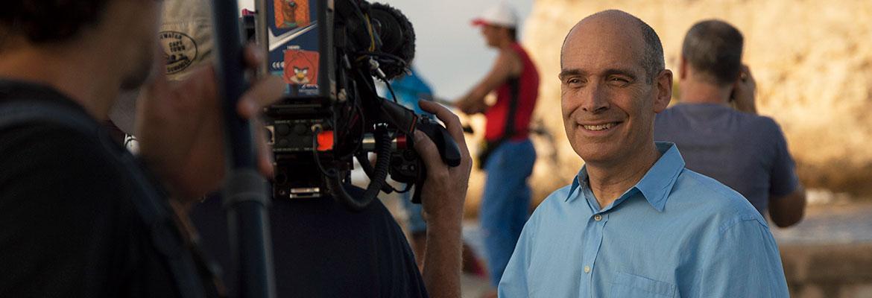 Geoffrey Baer in Havana, Cuba.