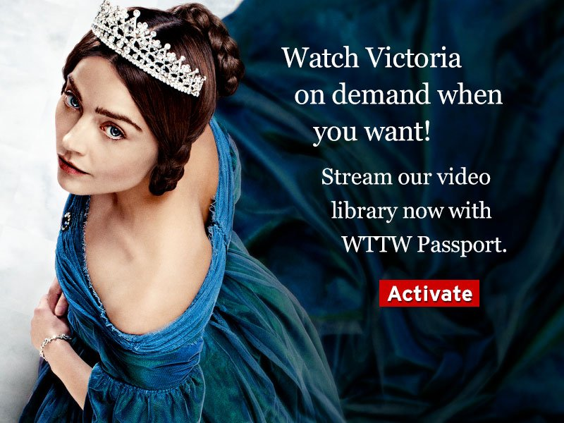 Watch Victoria on demand when you want!